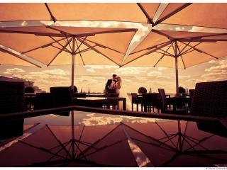 Отель Ritz-Carlton - Ресторан O2 Lounge